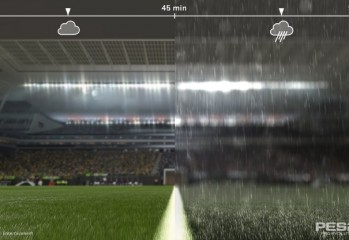 PES 2016 - weather