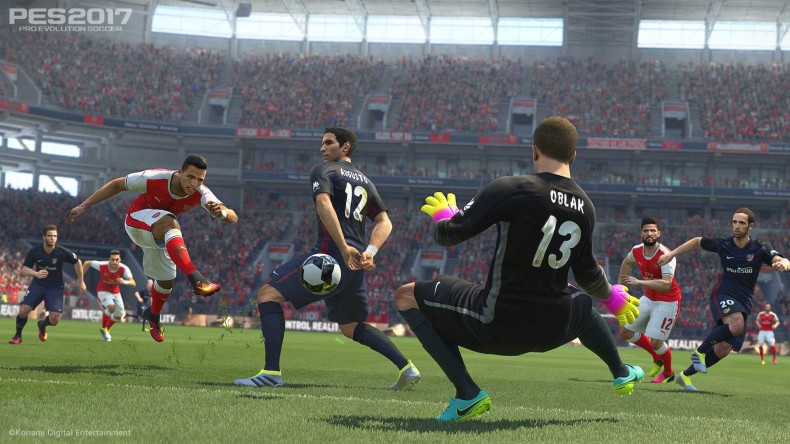 PES 2017 could be the greatest football game ever