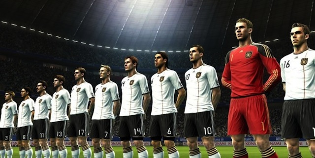 Update Announced For PES 2012