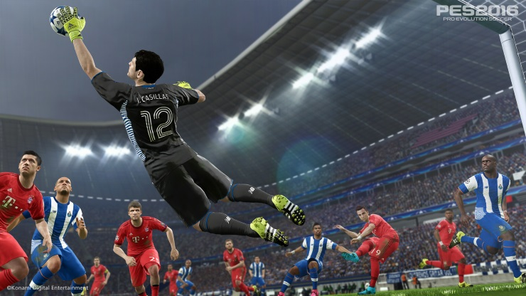 PES2016 review