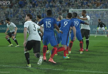 PES2017 CornerKickControl