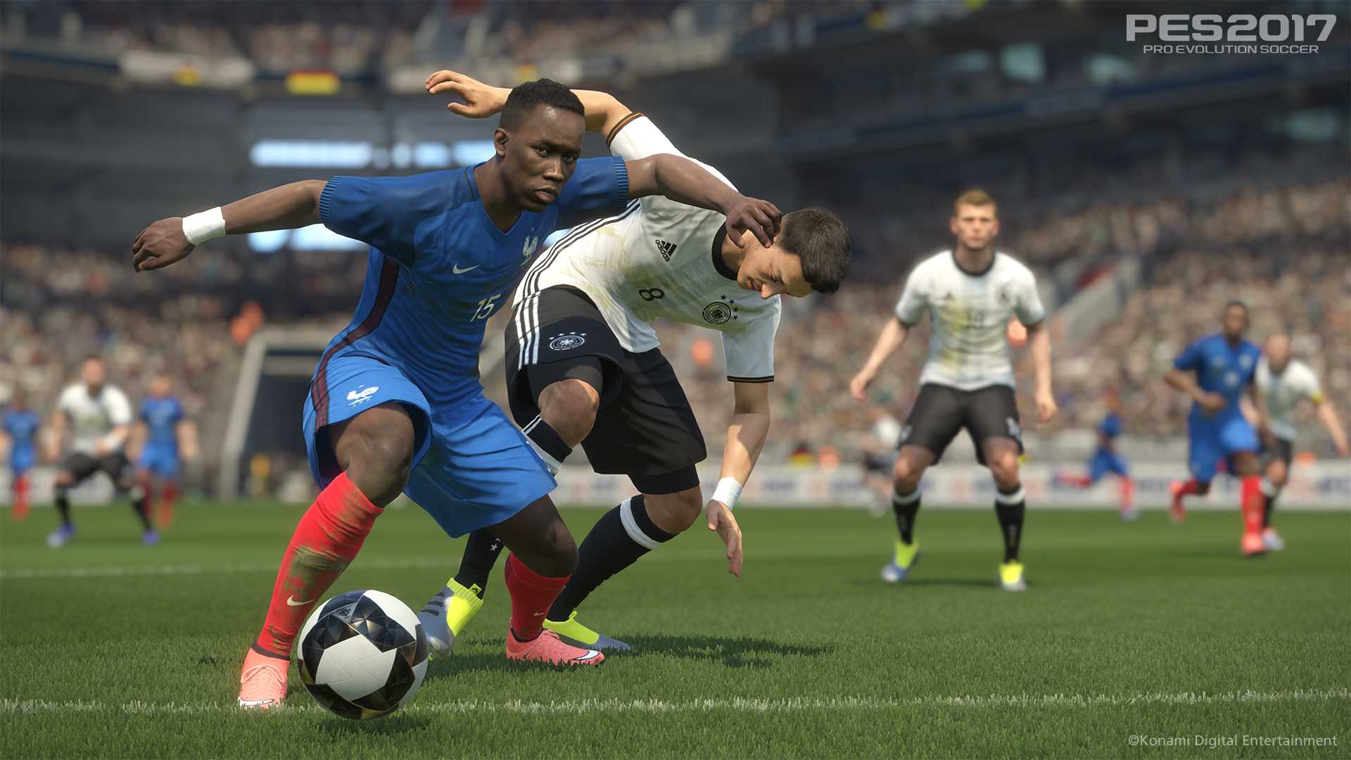 Control Reality: PES 2017 Preview