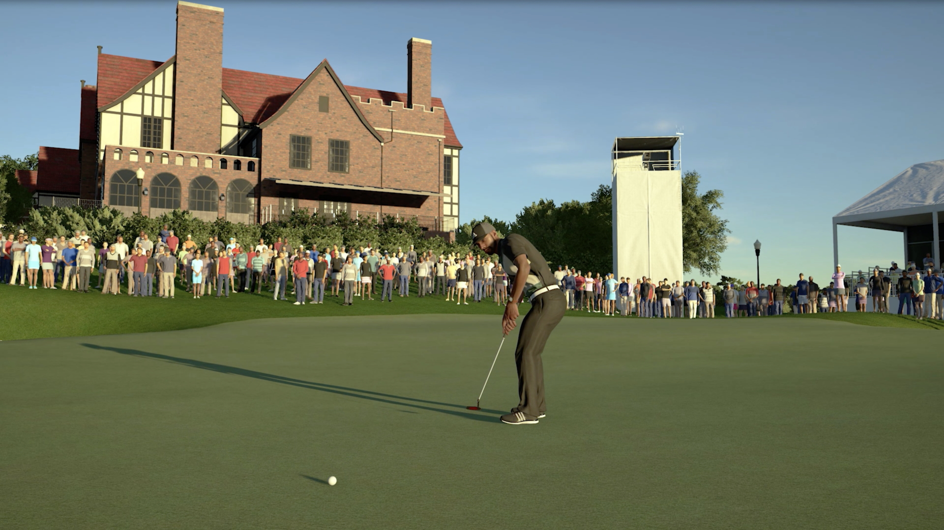 East Lake from PGA Tour 2K21 on PC