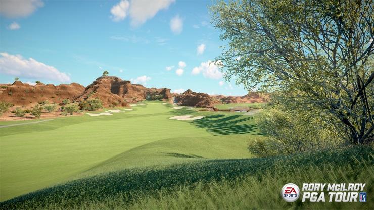 PGA Tour 16 course