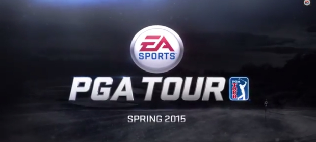 EA SPORTS PGA TOUR Announced