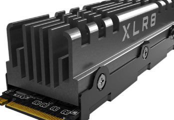 PNY XLR8 CS3040 M.2 NVMe SSD with Heatsink review
