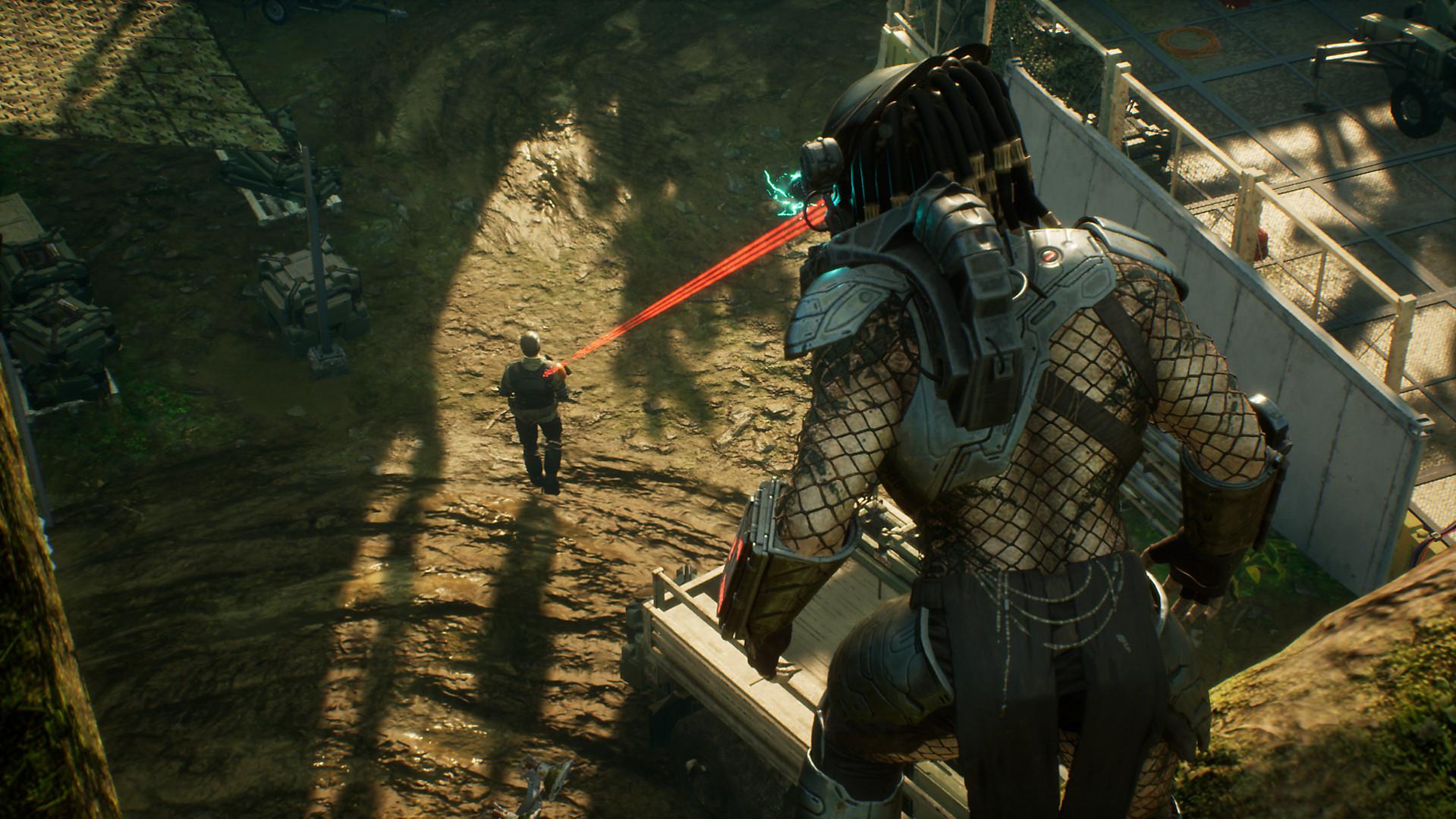 Predator hunting grounds screenshot