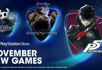 PS Now November Games