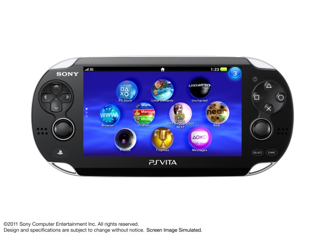 PlayStation-Vita-Front
