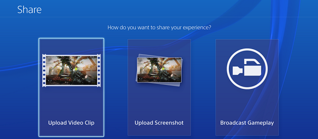 Sony Unveils More PS4 and PS App Screenshots