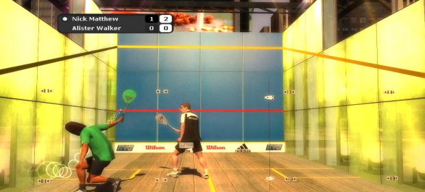 PSA World Tour Squash Gameplay Trailer