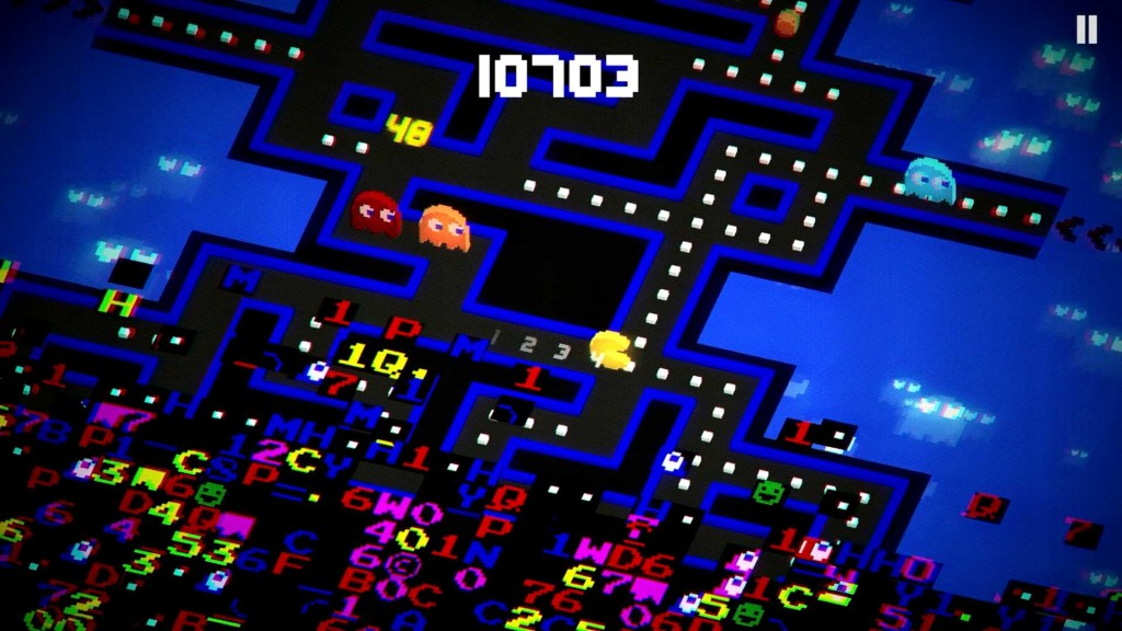 Pac Man 256 Review