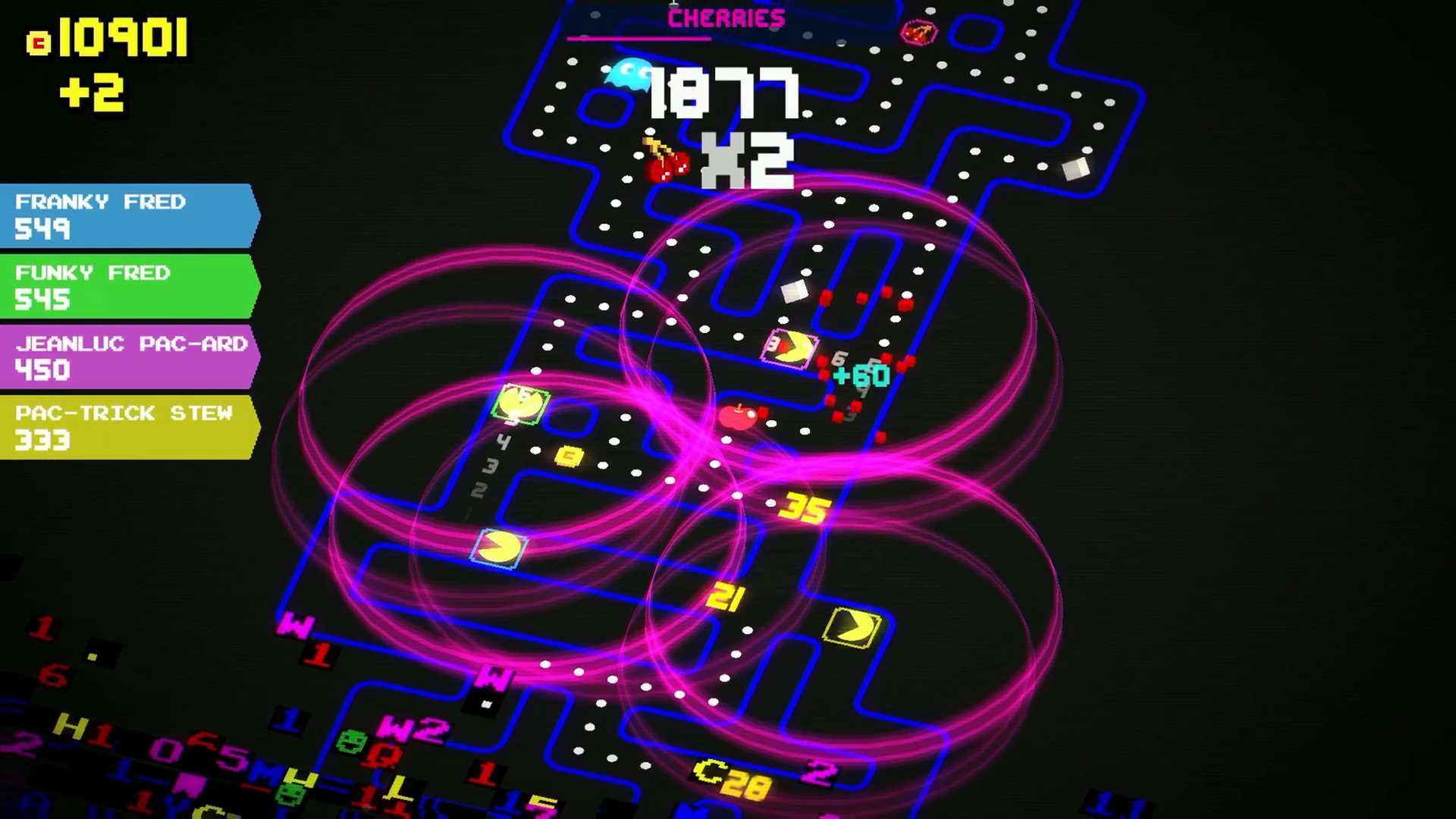 Pac-Man 256 ios review