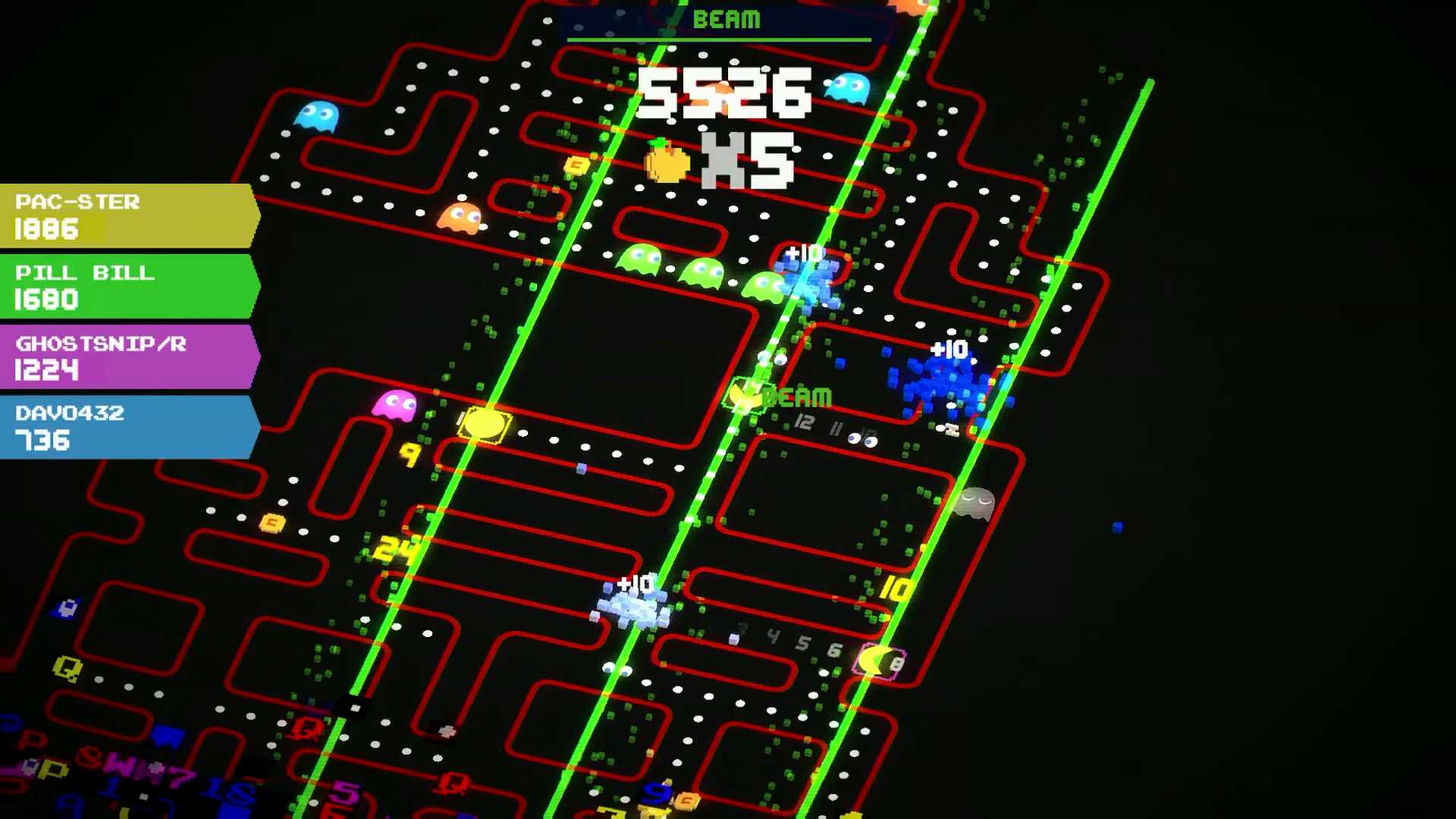 Pac-Man 256 xbox review