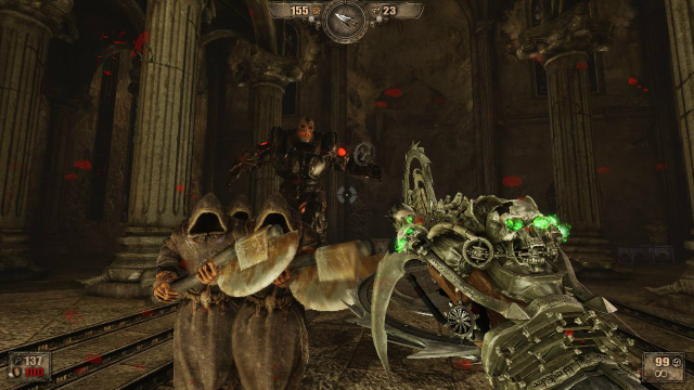 Painkiller: Hell & Damnation - Screenshot 01