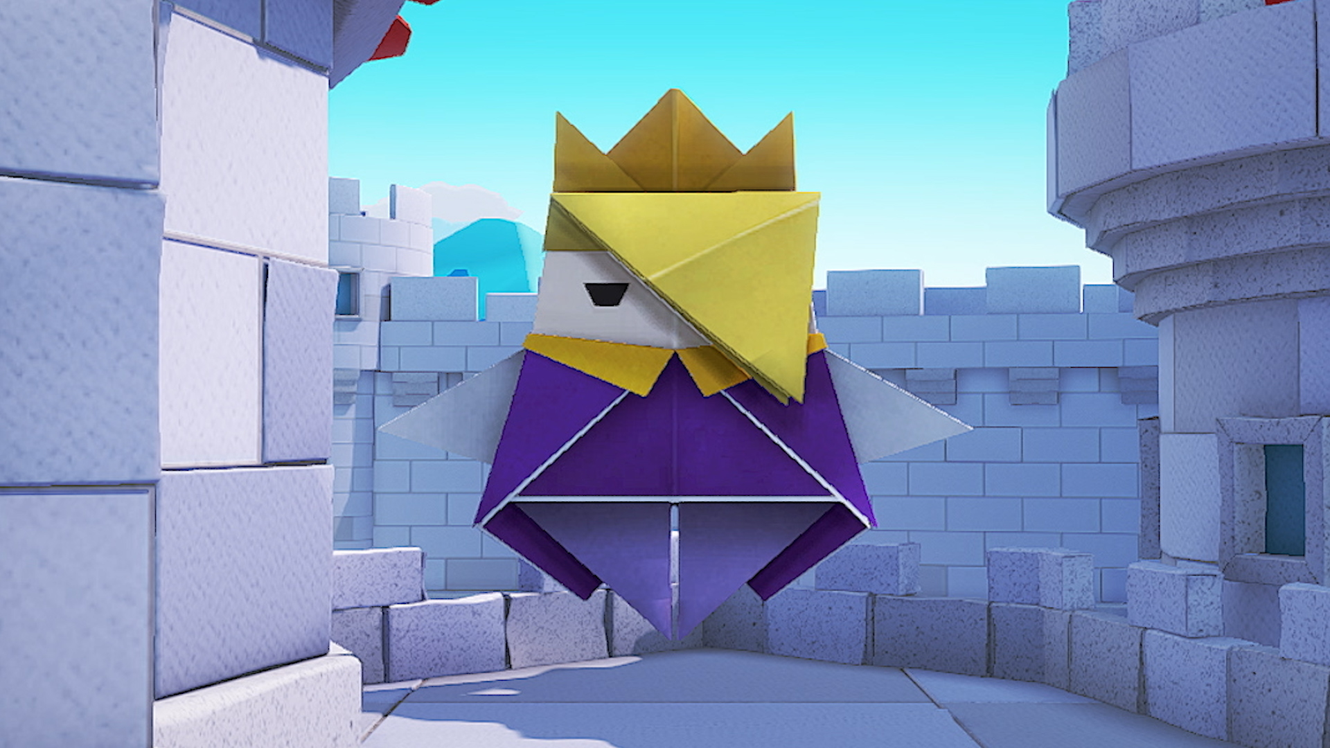 Paper Mario: The Origami King Olly