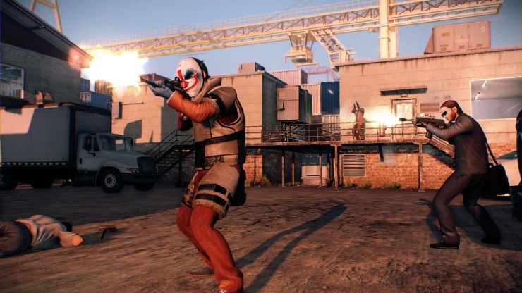 Payday 2 Crimewave edition xbox one review
