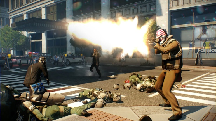 Payday 2 Crimewave review