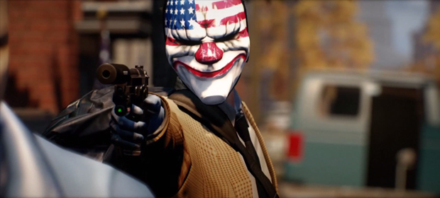 Payday 2 Launch Trailer is a Four Minute Moment in Time