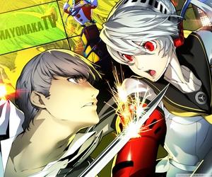Persona 4 Arena 300x250