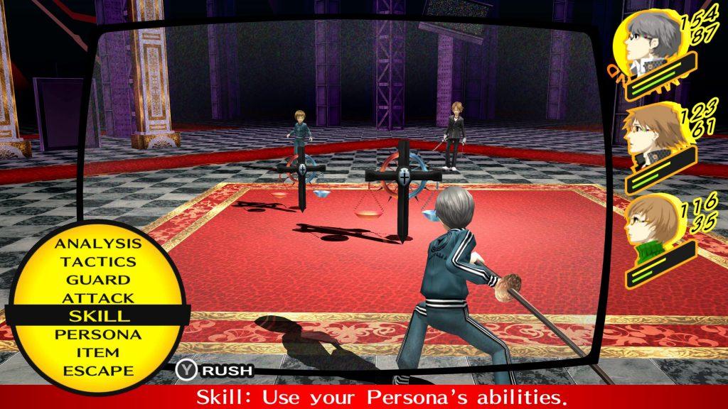 Persona 4 Golden PC screenshot 002