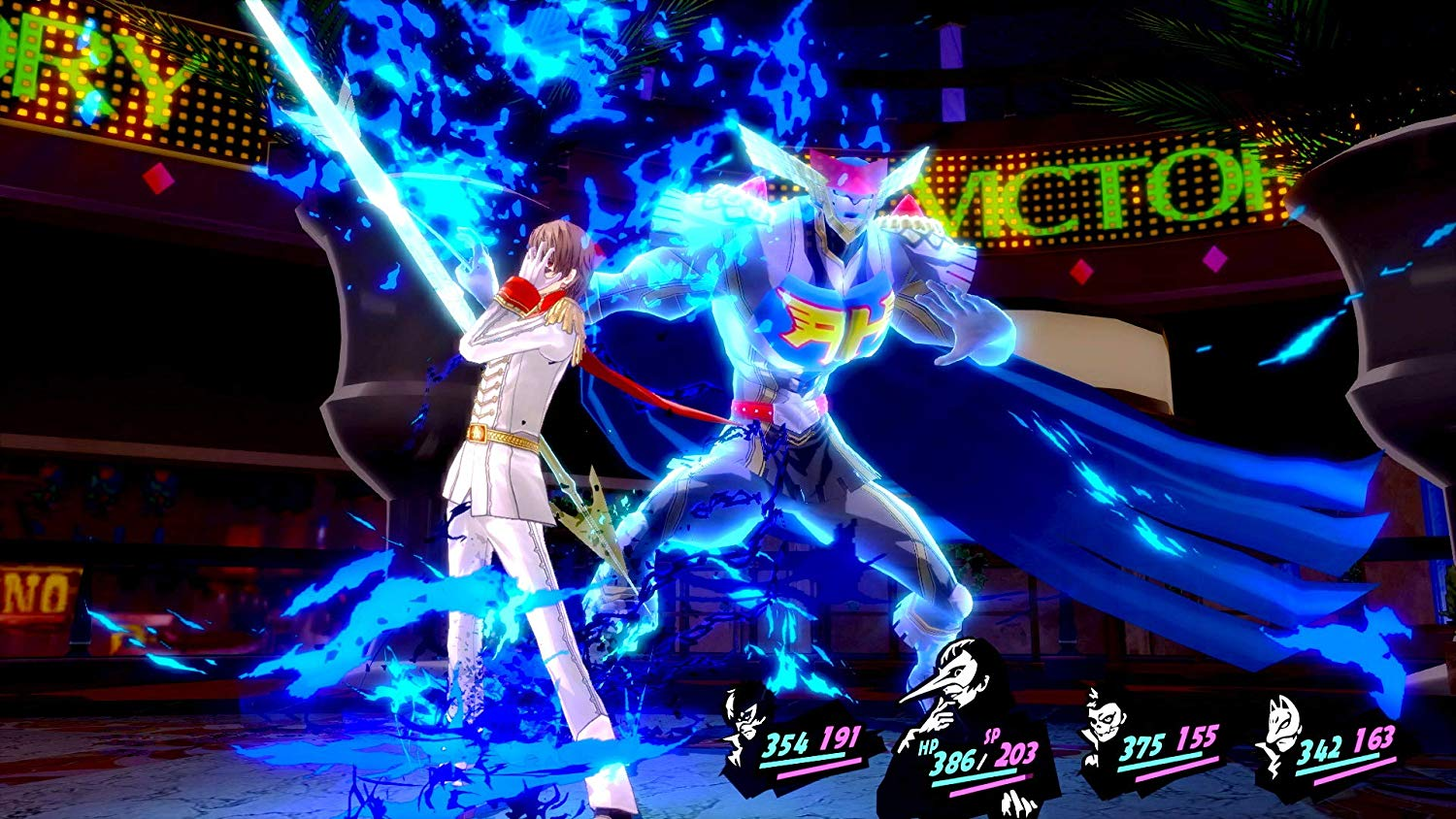 Persona 5 Royal review screenshot