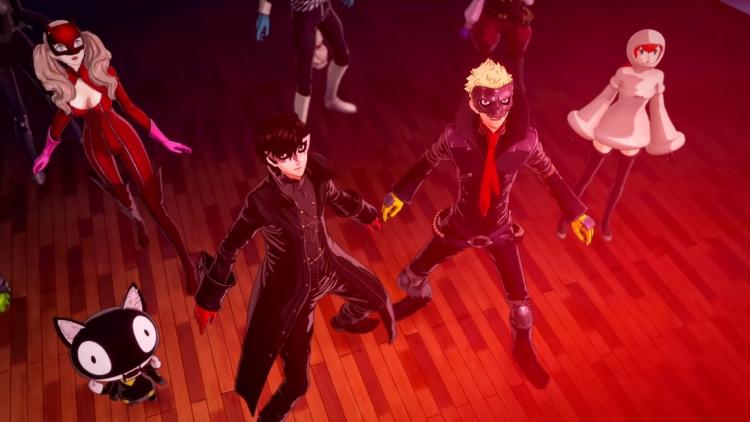 Persona 5 Strikers Jail