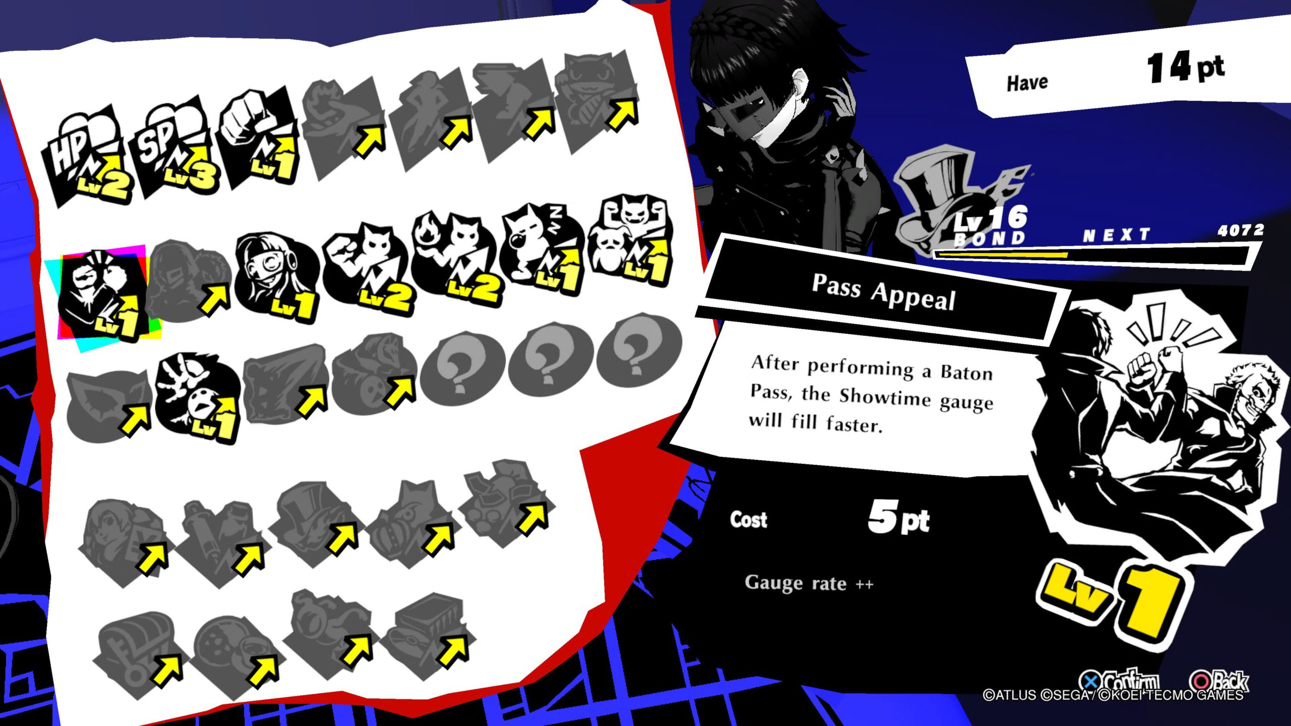 Persona 5 Strikers Pass Appeal