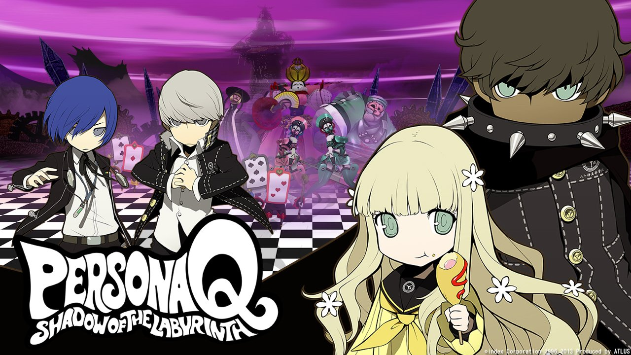 Persona Q Shadow Of The Labyrinth Review Godisageek Com