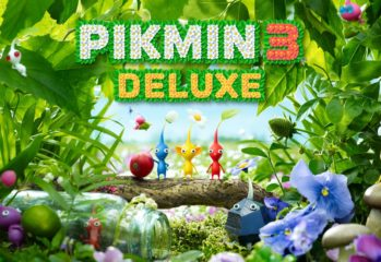 Pikmin 3 Deluxe preview