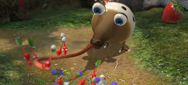 New Pikmin 3 Trailer Shows Different Abilities Godisageek Com