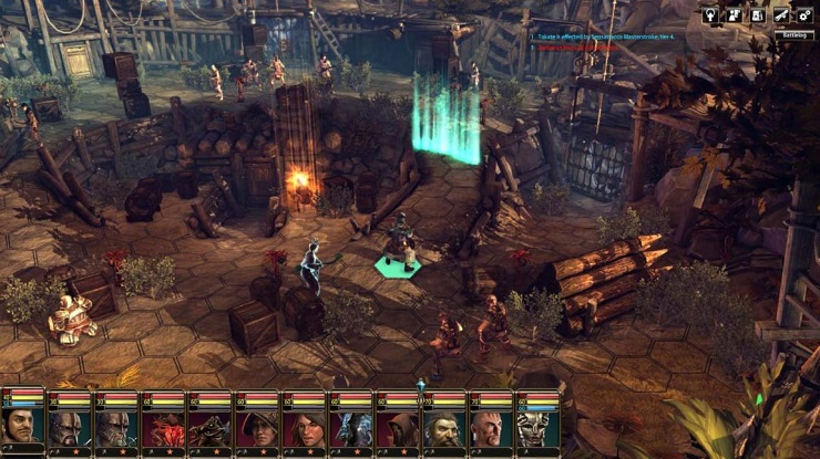 Pillars Of Eternity World Map Complete.Pillars Of Eternity Complete Edition Review