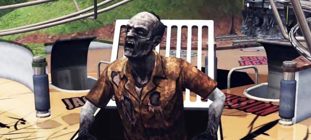Pinball FX 2 The Walking Dead Review