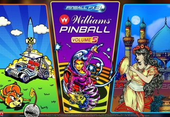 Pinball FX3 Williams Tables