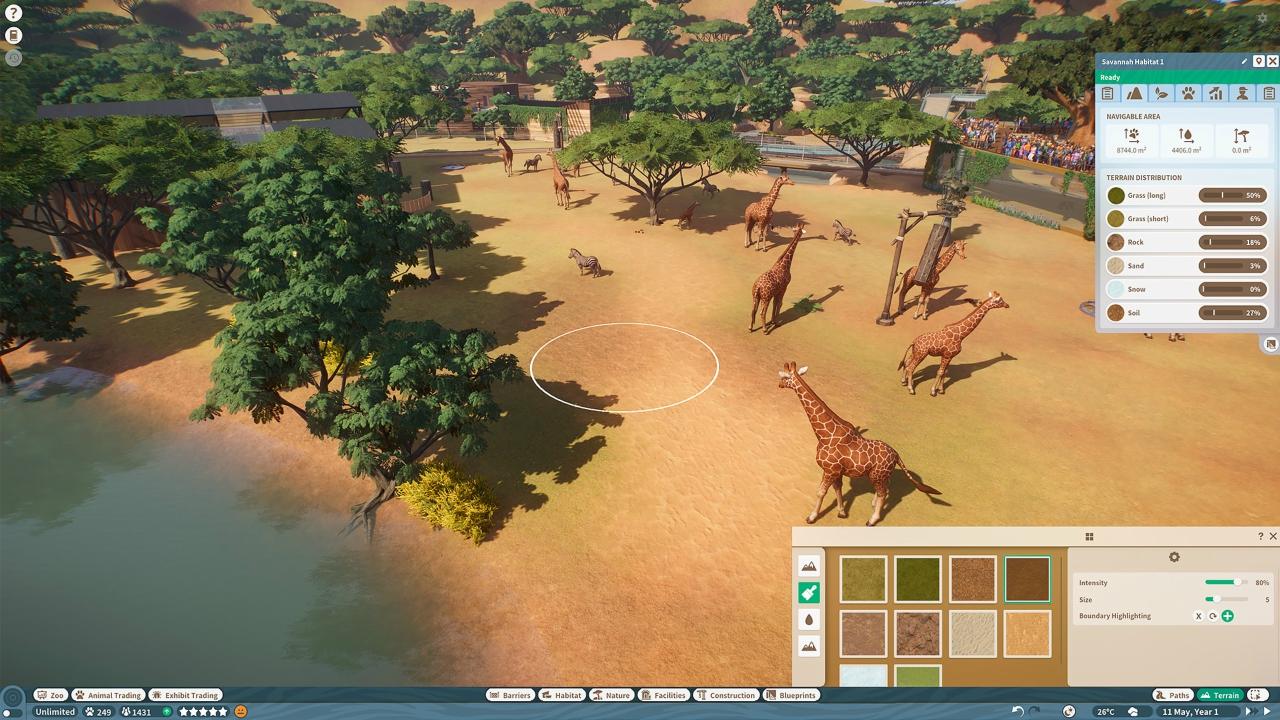 Planet Zoo Free Download (FULL UNLOCKED)