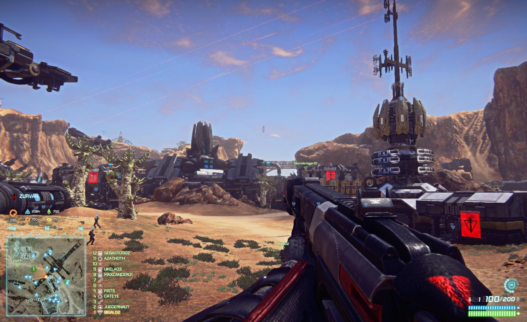 planetside 2 sets new record for simultaneous players
