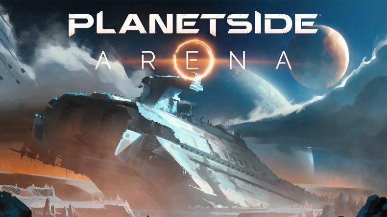 Planetside Arena Early Access Preview