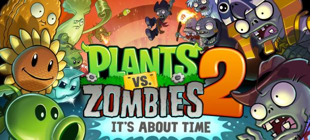 Plants Vs Zombies 2 Featured