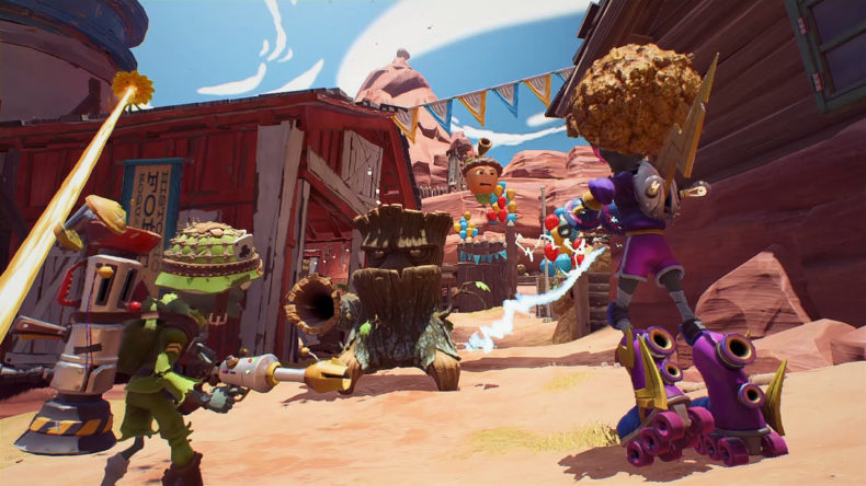 Plants Vs Zombies: Battle for Neighborville Interview