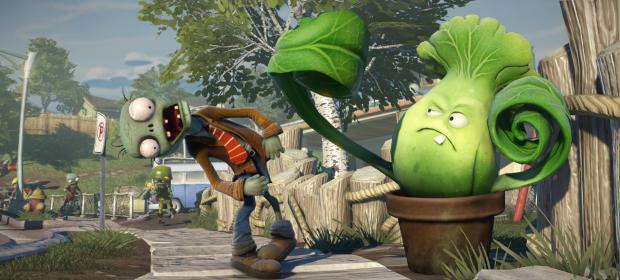 Plants Vs Zombies: Garden Warfare Takes To The Football Field