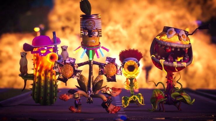 Plants vs Zombies: Garden Warfare 2 Review
