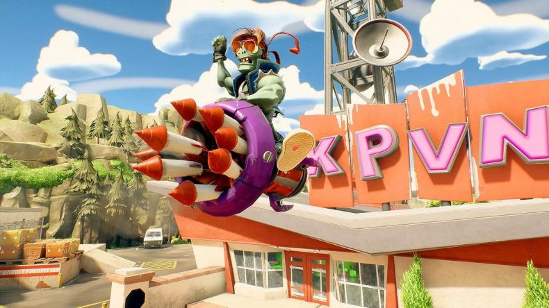 Plants vs Zombies: Battle for Neighborville Switch news