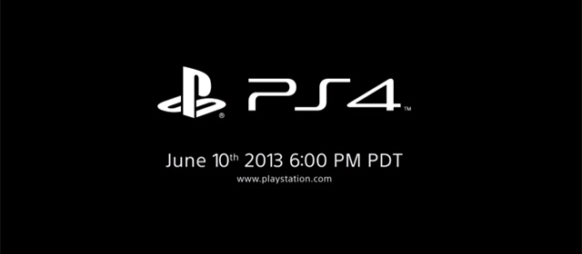 PlayStation 4 Console Will Be Shown at E3