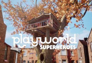Playworld Superheroes featured