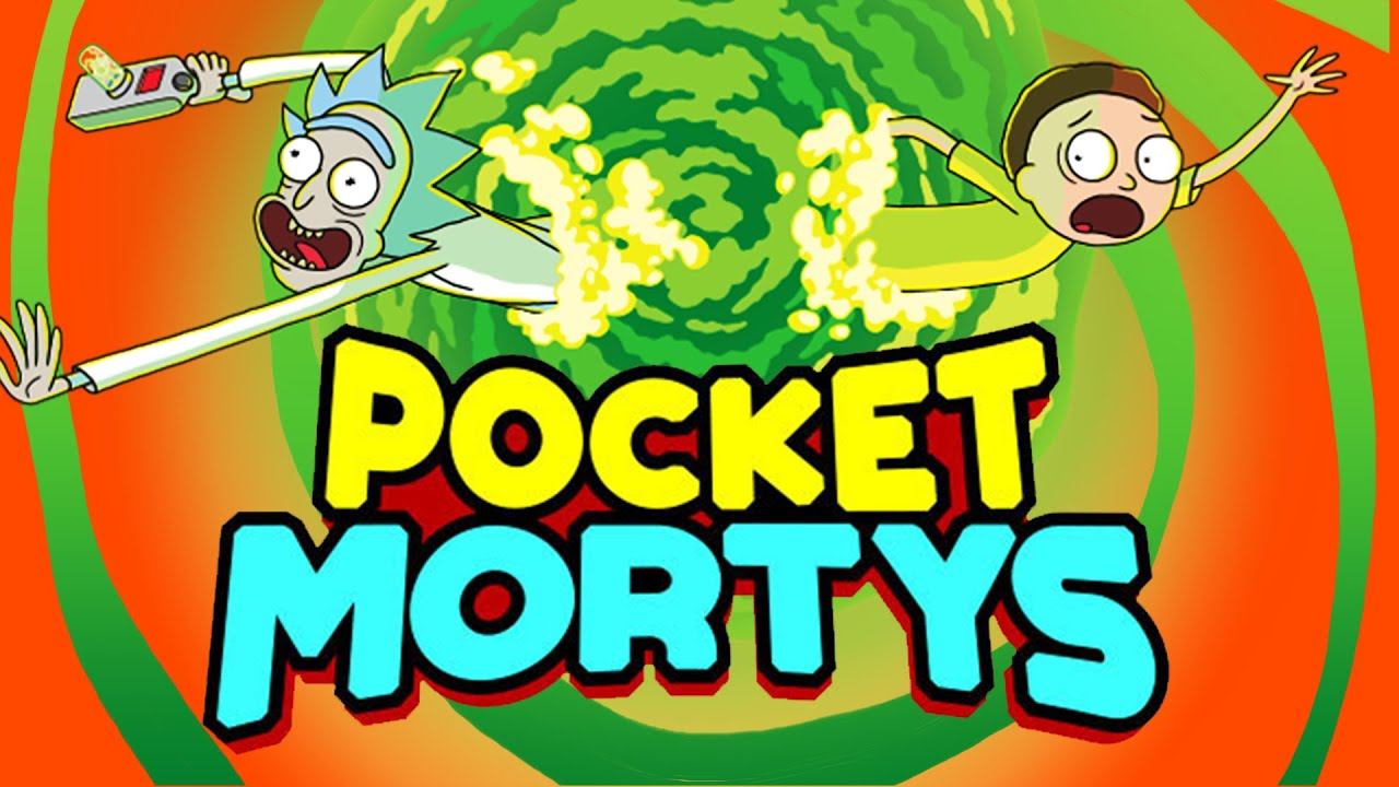 Pocket Mortys is getting new characters and more