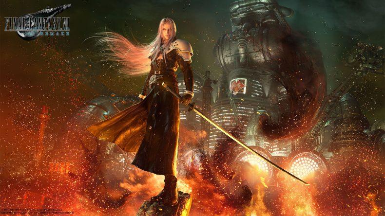 Final Fantasy VII Remake podcast