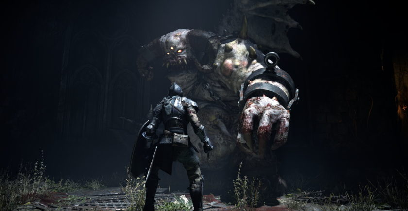 Podcast #422 NAME - Demon's Souls, Sackboy, Assassin's Creed Valhalla, Godfall
