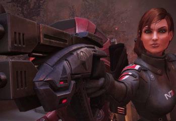 Podcast 444 Mass Effect Legendary Edition, Valhalla Wrath of the Druids, Scarlet Nexus