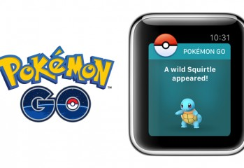 Pokémon go watch
