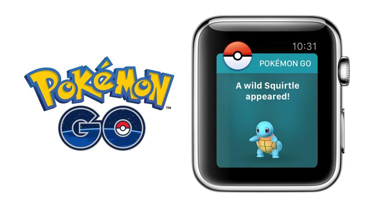 Pokémon go watch